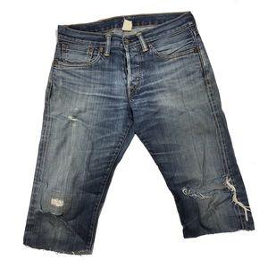Ralph Lauren Selvedge Japanese double R jeans